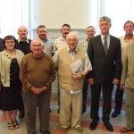 Premier comité Directeur des membres fondateurs