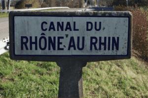 panneau canal